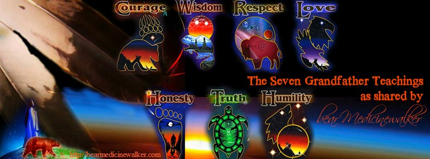 7 grandfather teachings