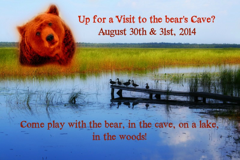 Up for a Visit to the bear's Cave final