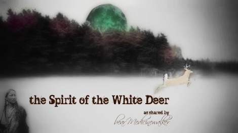 spirit of the White Deer