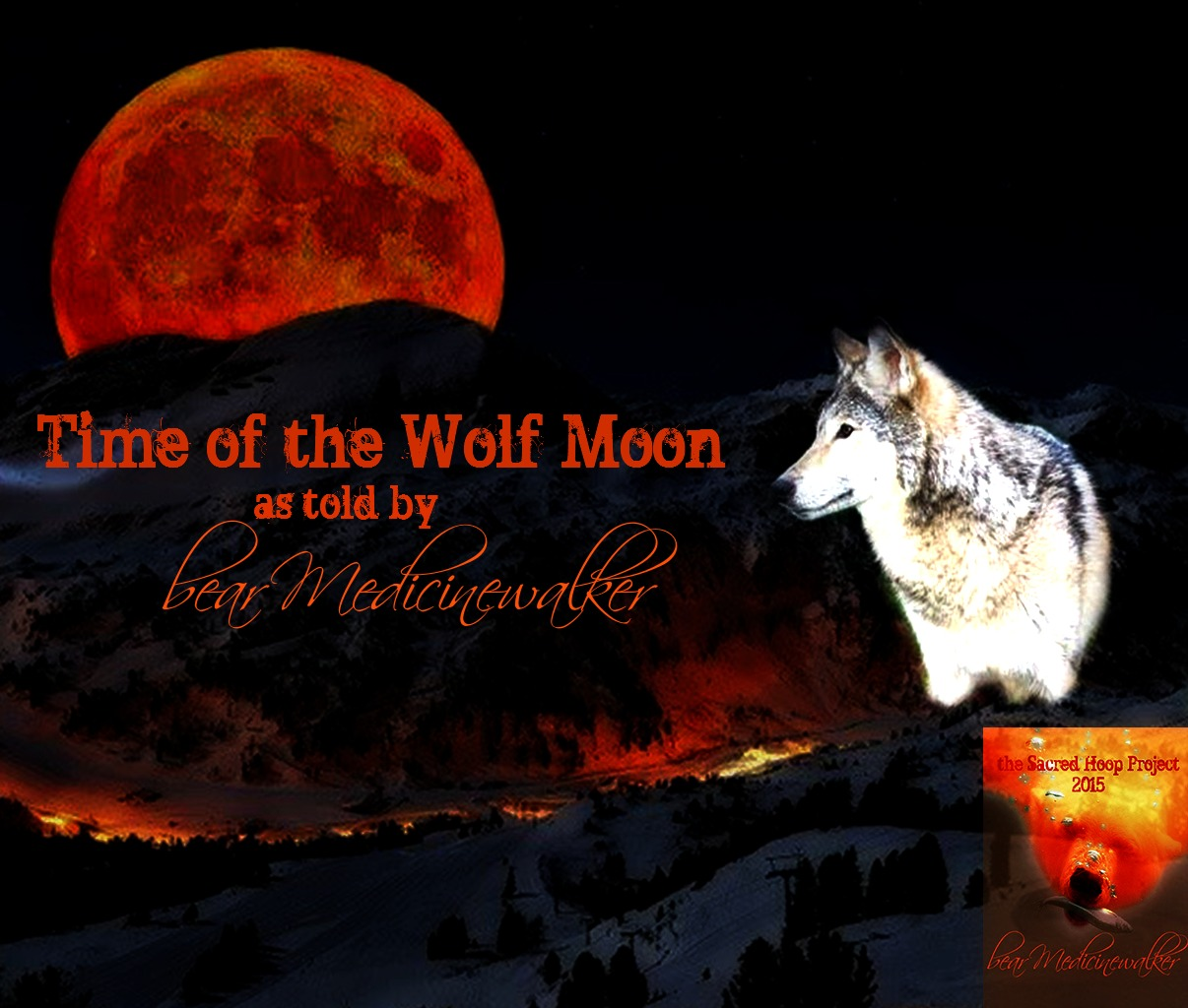 the time of the wolf moon