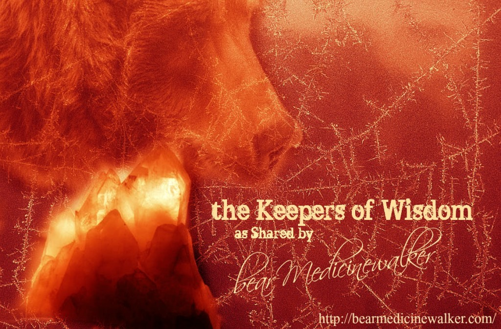 the keepers of wosdom