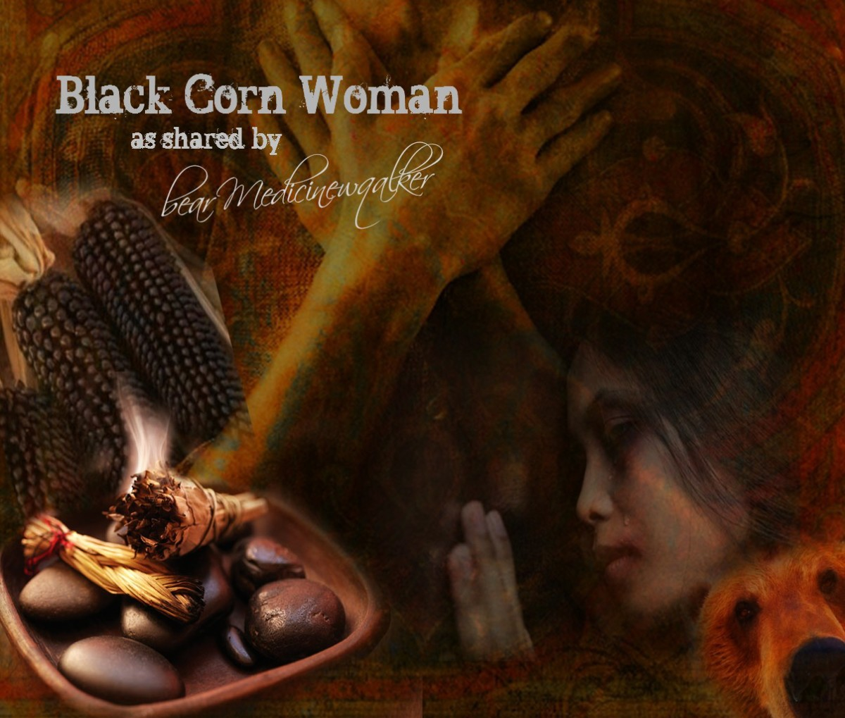 blackcorn woman