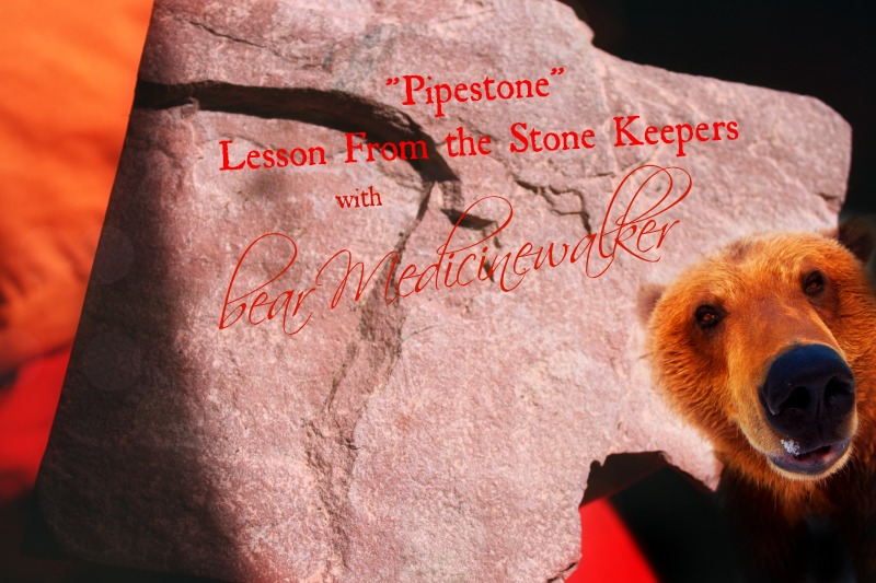 Pipestone Lesson From the Stone Keepers